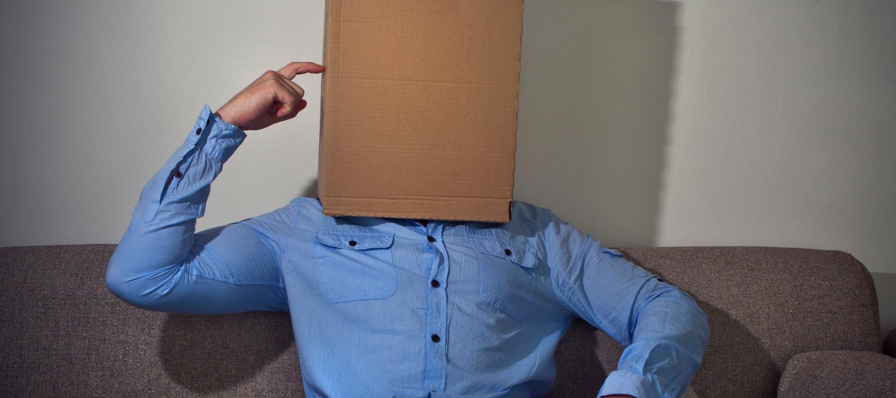 ich helfe dir out of the box zu denken